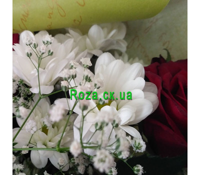 """Small bouquet 3"" in the online flower shop roza.ck.ua"