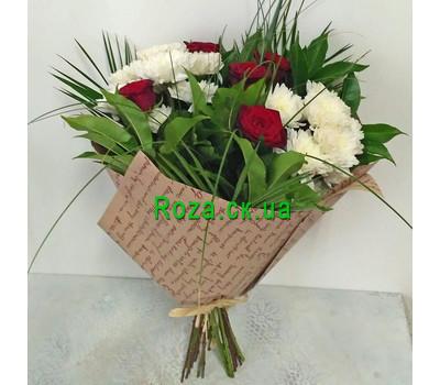 """""""Маленький букет - вид 7"""" в интернет-магазине цветов roza.ck.ua"""