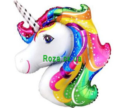 """Foiled ball Pony"" in the online flower shop roza.ck.ua"