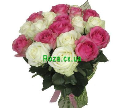 """""""Букет из роз"""" в интернет-магазине цветов roza.ck.ua"""